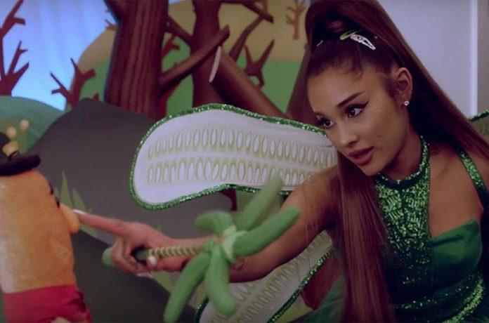 Ariana Grande wróżką w serialu