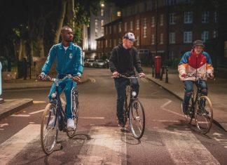 Ed Sheeran jeździ na rowerze po Londynie (WIDEO)