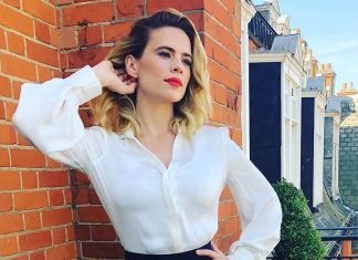 """Hayley Atwell w """"Mission: Impossible 7"""""""