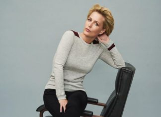Gillian Anderson zostanie Margaret Thatcher