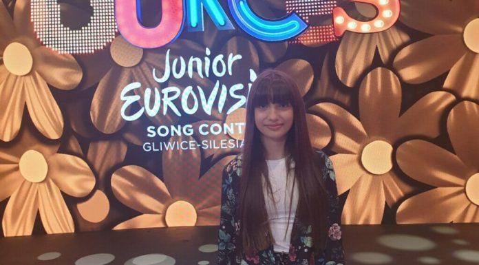 Viki Gabor w krajowych eliminacjach do Eurowizji Junior (WIDEO)