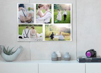 Oto 5 pomysłów na modne zdjęcie na płótnie w Twojej sypialni