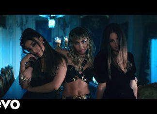 "Miley Cyrus, Ariana Grande i Lana Del Rey z ""Aniołkami Charliego"""