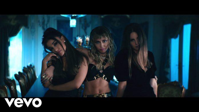 Miley Cyrus, Ariana Grande i Lana Del Rey z