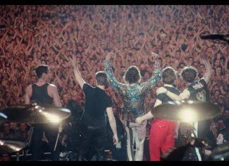Koncert INXS w kinach (zobacz Live Baby Live)