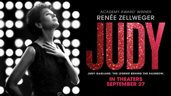 Jak Renée Zellweger została Judy Garland (WIDEO)
