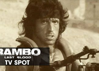 Nowy Rambo w sieci (WIDEO)