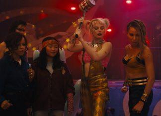 Ptaki nocy Harley Quinn powróciła