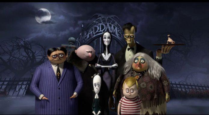 Rodzina Addamsów powróci 25 października