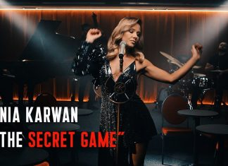 Ania Karwan śpiewa dla Billa Pullmana (The Secret Game)