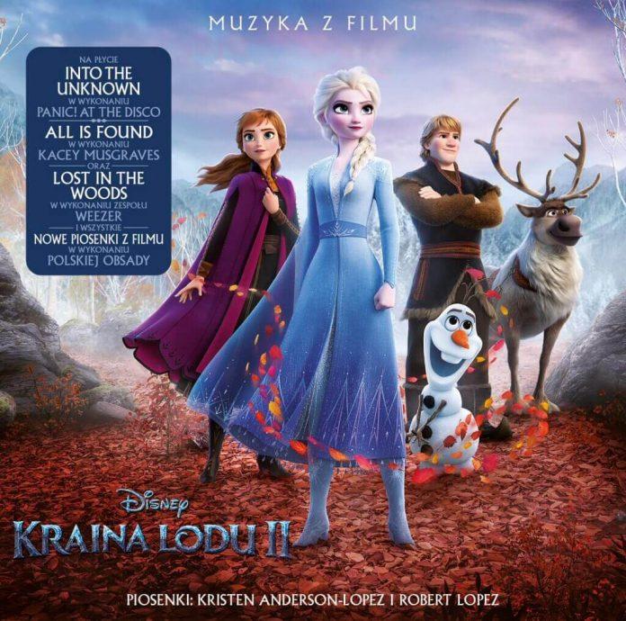 Kraina lodu 2: ścieżka dźwiękowa kultowej animacji Disneya (AUDIO)