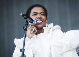 Lauryn Hill śpiewa dla nowych Bonnie i Clyde'a