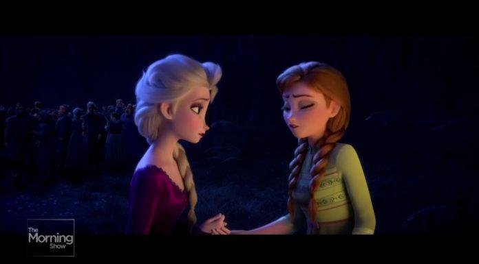 Kraina lodu 2: Elsa chce pożyczyć Svena