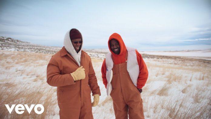Kanye West z ojcem w klipie do utworu