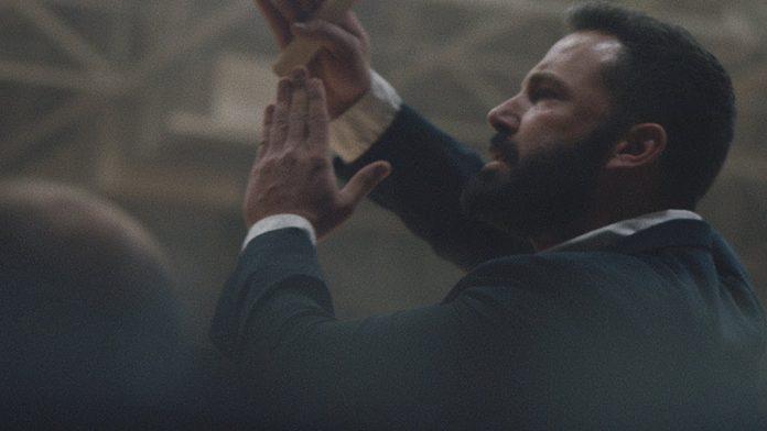 Ben Affleck chleje na umór (WIDEO)