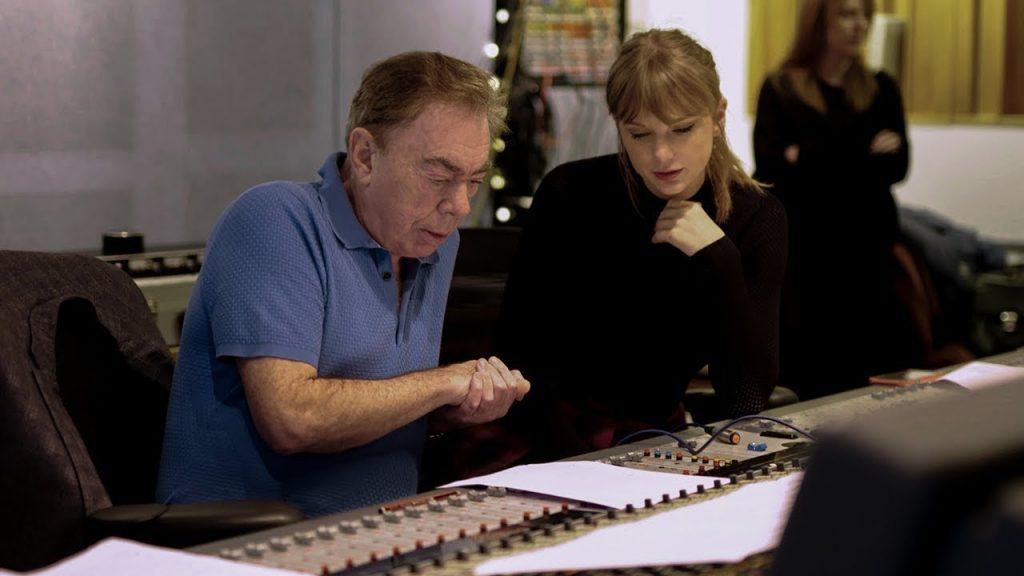 Taylor Swift i Andrew Lloyd Webber skomponowali nowy utwór
