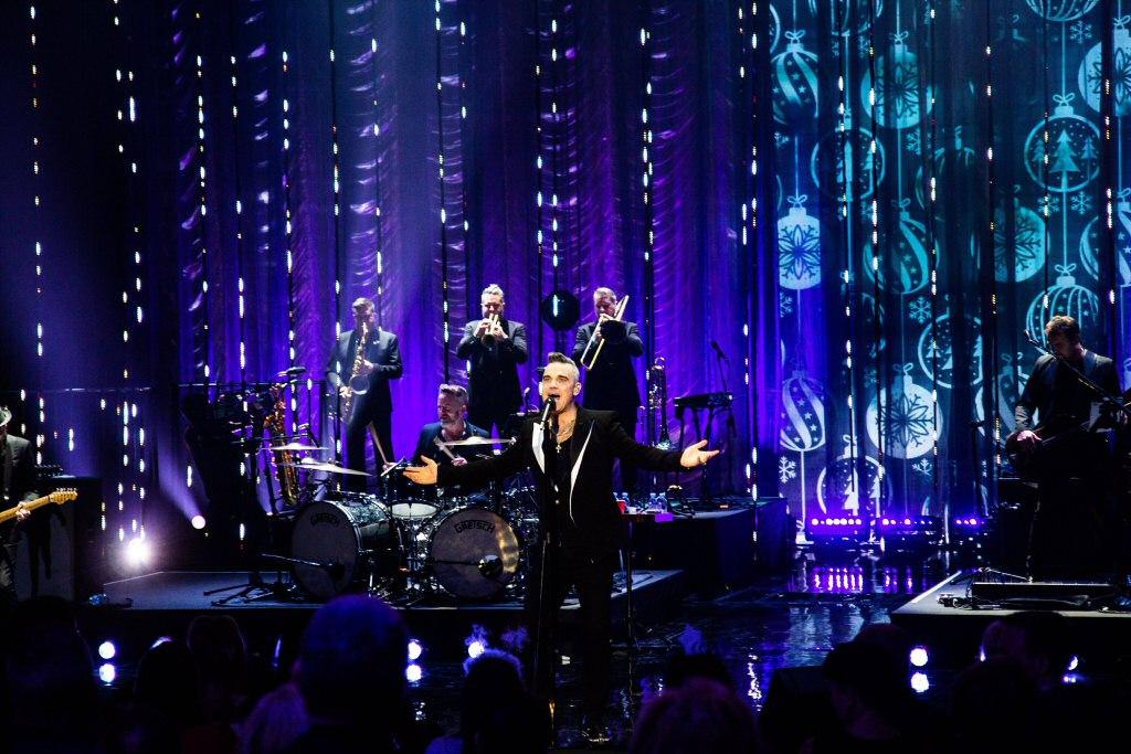 Robbie Williams oczarował publiczność w Toruniu! (ZDJĘCIA)
