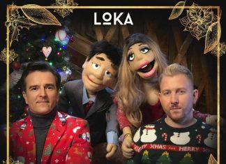 """Loka z uroczym świątecznym klipem do """"LAF LAF LAF Podaruj mi białe święta"""""""