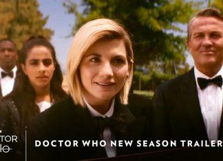 """Dużo obcych w nowym zwiastunie """"Doktor Who"""""""