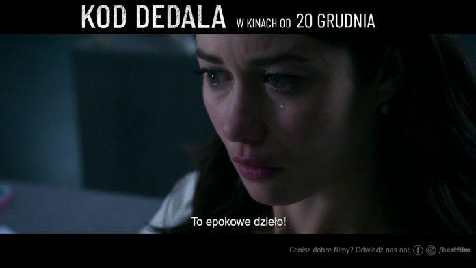 Kod Dedala: Olga Kurylenko tłumaczy arcydzieło