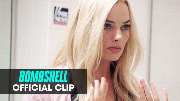Margot Robbie boi się zwolnienia z Fox News