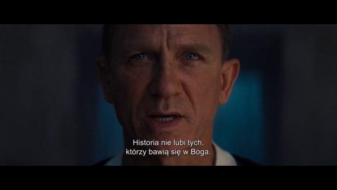 Nie czas umierać: Zobacz polski zwiastun nowego Bonda