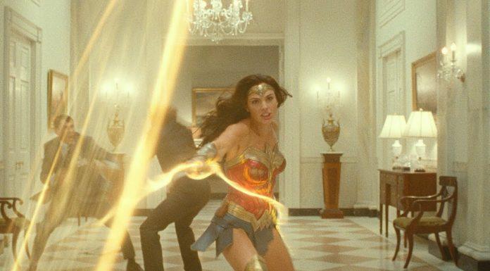 New Order z 1983 gra dla Wonder Woman z 1984