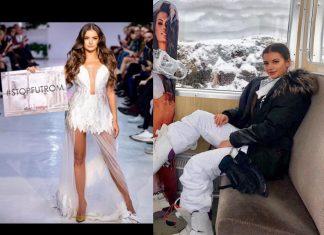 Natalia Janoszek zabrała głos w sprawie noszenia naturalnych futer