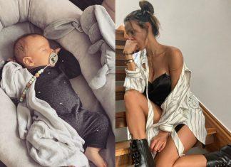 """Sara Boruc o macierzyństwie: """"To może być moje ostatnie dziecko"""""""
