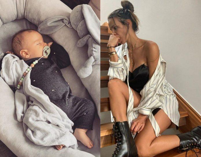 Sara Boruc o macierzyństwie: