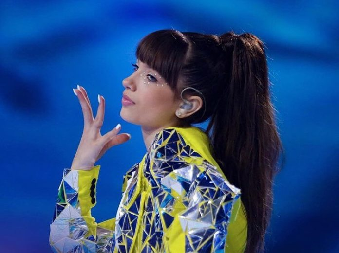 Viki Gabor zaliczyła wpadkę podczas Sylwestra Marzeń TVP (WIDEO)