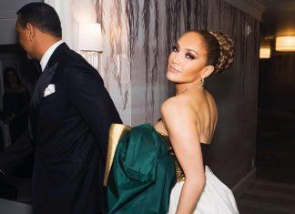 Jennifer Lopez na after party. W zjawiskowej kreacji przyćmiła wszystkich (FOTO)