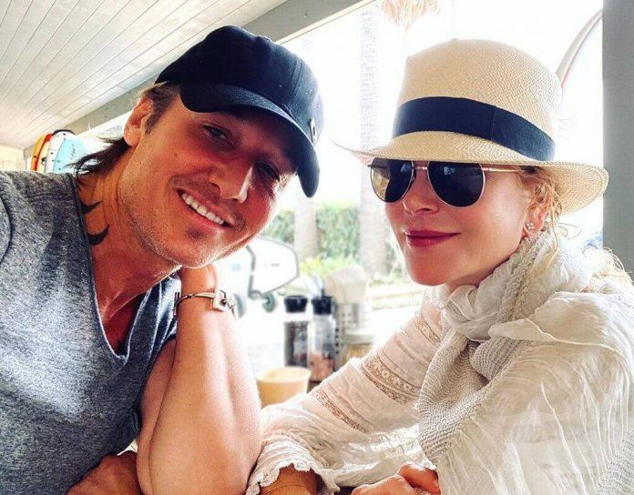 Nicole Kidman i Keith Urban dali pół miliona dolarów na walkę z pożarami