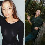 Julia Wieniawa jest w lesie i raczej nie zaśnie! (WIDEO)