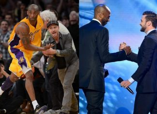Justin Timberlake w PORUSZAJĄCYCH słowach żegna Kobe Bryanta