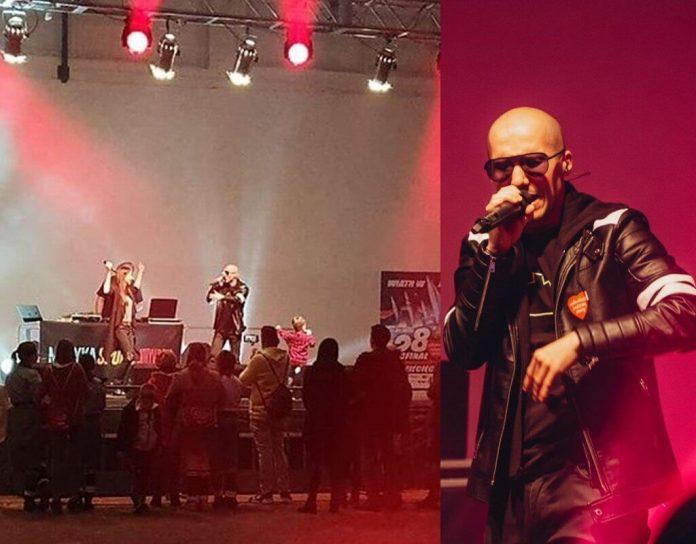 Mezo: Na jego koncert przyszło TYLKO TRZYNAŚCIE osób? (FOTO)