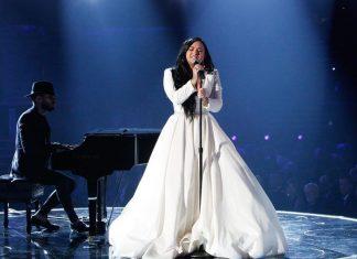 Demi Lovato we łzach zaśpiewała Anyone. Została nagrodzona owacjami na stojąco!