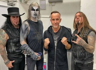 Me And That Man: Nowy męski Nergal
