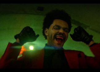 The Weeknd oślepiony światłami Las Vegas (WIDEO)