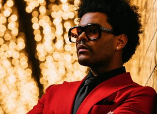 "The Weeknd z odniesieniami do Michaela Jacksona i filmu ""Drive"""