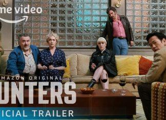 Hunters: Talking Heads grają dla Ala Pacino polującego na nazistów