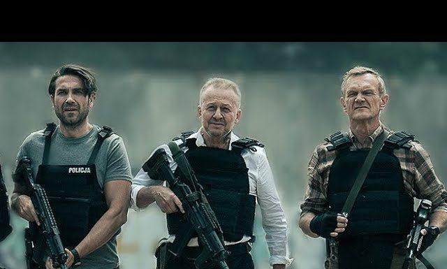 400 tysięcy widzów na filmie Psy 3. W imię zasad
