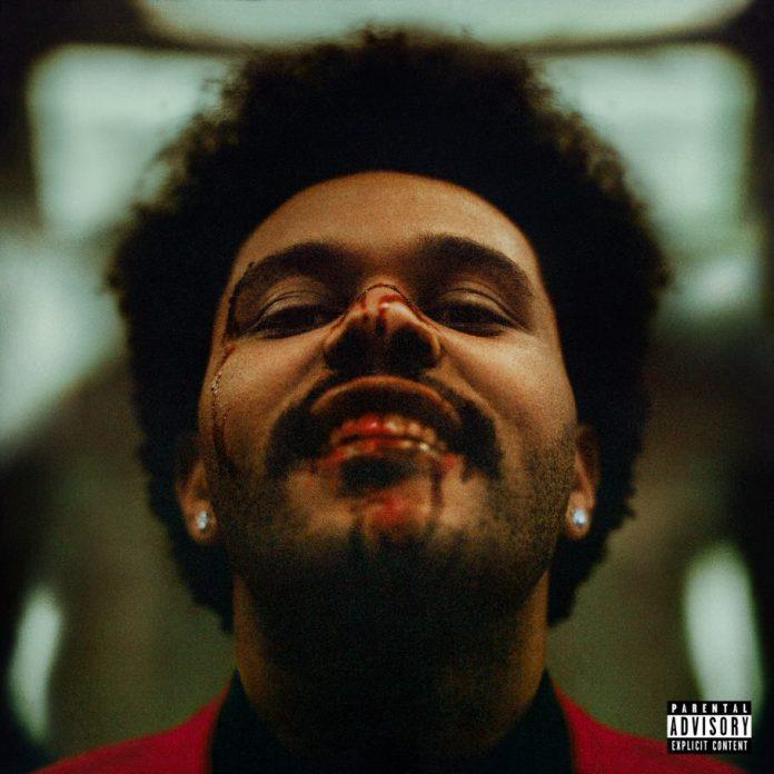 Zakrwawiony The Weeknd na okładce nowej płyty!