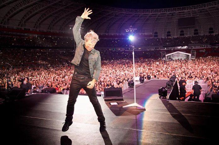Bon Jovi nowy singiel, a w maju nowy album! Posłuchaj