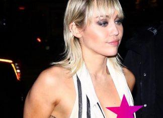 Miley Cyrus zaliczyła WPADKĘ! Pokazała za dużo? (ZDJĘCIA)