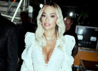 Rita Ora pozostaje w świetnej formie