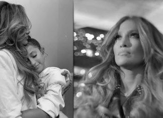 Jennifer Lopez z córką! Zobacz WZRUSZAJĄCE nagranie tuż przed Super Bowl