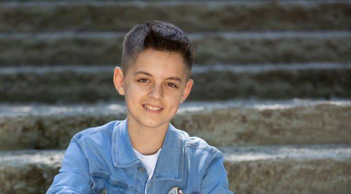 Eryk Waszczuk z The Voice Kids zapowiada debiutancki album!