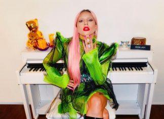Lady Gaga przerywa konferencję o koronawirusie. To wideo HITEM internetu