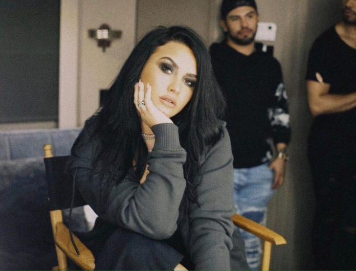 Demi Lovato o swoim uzależnieniu: